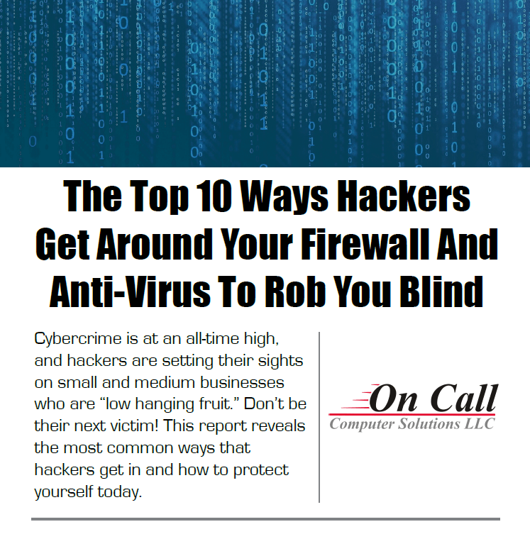 The Top 10 Ways Hackers Get Around Your Firewall And Anti-Virus To